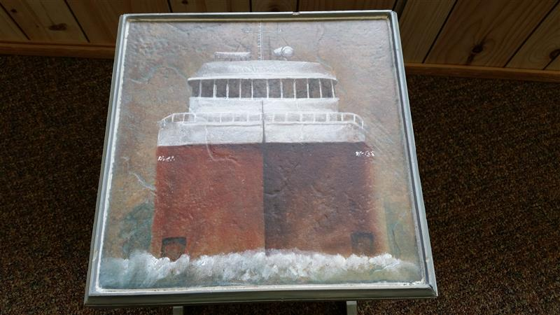 Great Lakes Freighter Table