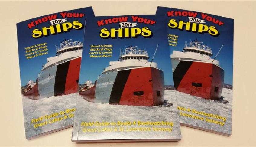 Know Your Ships 2016 Book