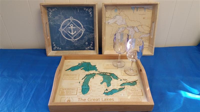 Great Lakes Trays